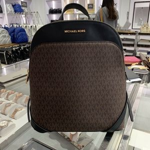 Michael Kors Emmy Large Dome Backpack
